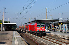 146 248 mit RE10609 in Bochum Hbf